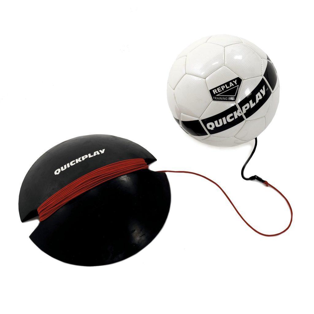 Футбольный тренажер QUICKPLAY REPLAY BALL