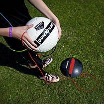 Футбольный тренажер QUICKPLAY REPLAY BALL, фото 3