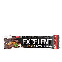 Батончик протеиновый Nutrend  Экселент Бар Дабл/Excelent Bar Double, 40г по 30 шт/упак, фото 2