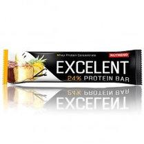 Батончик протеиновый Nutrend  Экселент Бар Дабл/Excelent Bar Double, 40г по 30 шт/упак, фото 3