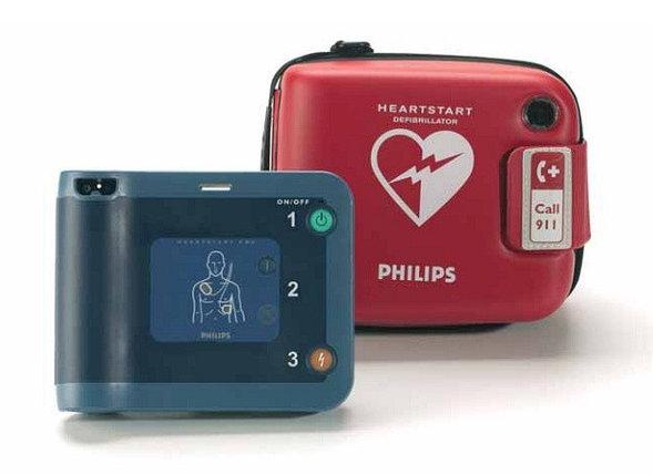 Дефибриллятор Philips HeartStart FRx, фото 2