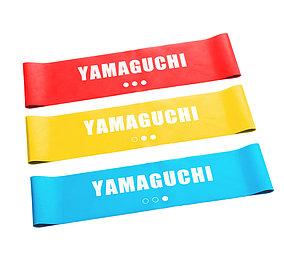Набор из 3-х закольцованных эластичных лент Yamaguchi Stretch Fit
