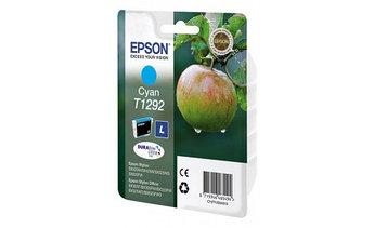 Картридж Epson C13T12924012 I/C для SX420W/BX305F голубой new