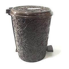 Ведро для мусора ажур(комлект)
