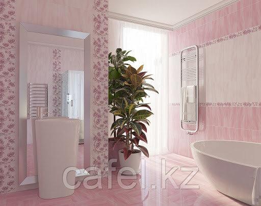 Кафель | Плитка настенная 25х35 Агата | Agata розовый