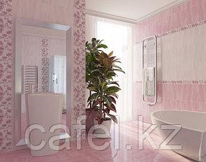 Кафель   Плитка настенная 25х35 Агата   Agata розовый