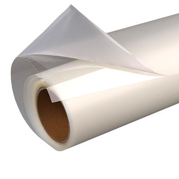 Ламинат матовый с PET подложкой (100мкр) для автоматических ламинаторов (1,27м х100м)