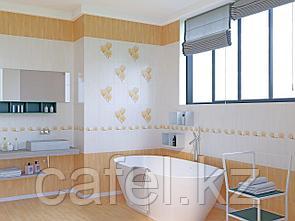 Кафель | Плитка настенная 25х35 Крема | Crema бежевый
