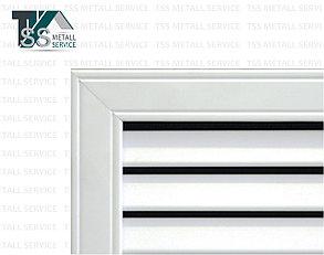 Радиаторная решетка 600х600 ПВХ белая