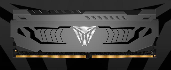 Оперативная память DDR4 (3000 MHz)  8Gb PATRIOT VIPER STEEL V2