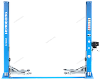 NORDBERG ПОДЪЕМНИК N4120B-4T_220V 2х стоечный электрогидравлич. 4т, фото 1