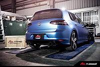 Выхлопная система Fi Exhaust на Volkswagen R MK7, фото 1