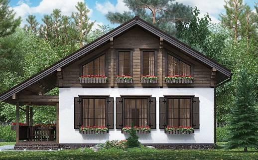 Проект дома №2221