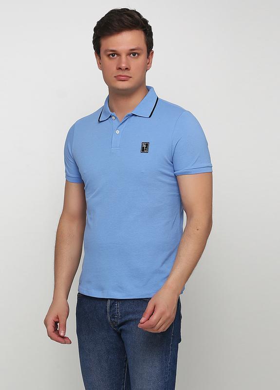 H&M Мужская футболка-поло - Е2 46, S