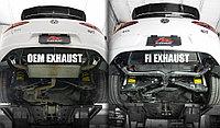 Выхлопная система Fi Exhaust на Volkswagen Golf GTI MK7