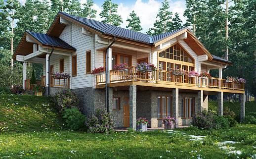 Проект дома №2212