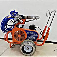 Безвоздушный аппарат для шпаклевки и покраски /Mastbro 750