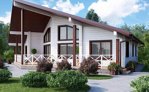 Проект дома №2206