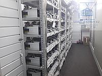 Утепленный контейнер для майнинга из 20 футового контейнера на 140 ед.Antminer S9 (на заказ), фото 1