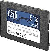 "Накопитель SSD 2.5"" SATA III Patriot 512GB"