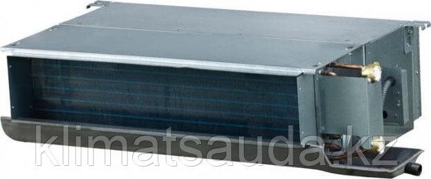 Канальный фанкойл Almacom AFT3-800G50 2х трубный, 3 ряда воздуховодов, среднего давления (БЕЗ ПУЛЬТА)