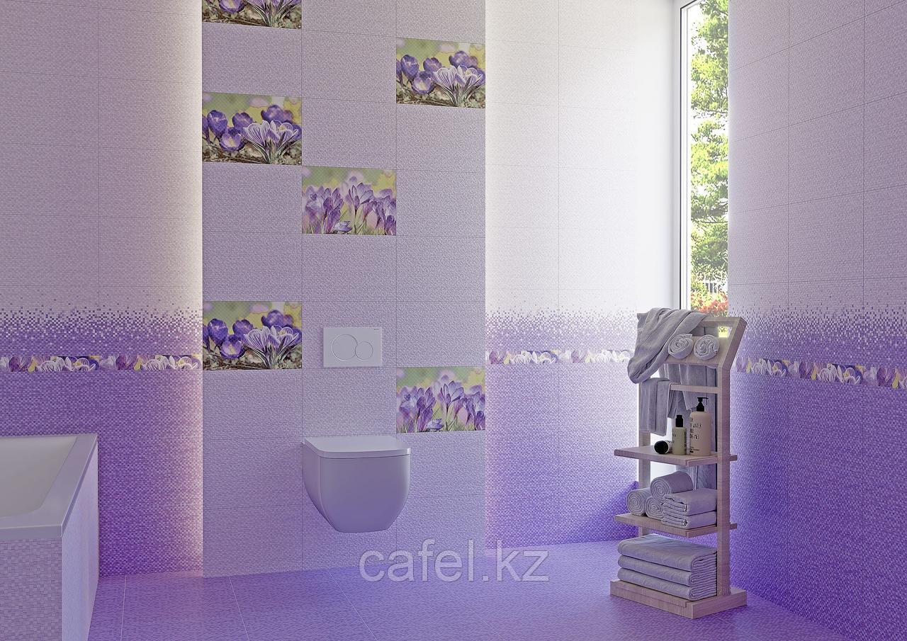 Кафель | Плитка настенная 28х40 Виола  | Viola вверх