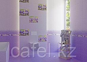 Кафель   Плитка настенная 28х40 Виола    Viola вверх