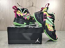 "Баскетбольные кроссовки Jordan Why Not Zero 3 (III) ""Neon"" (36-46), фото 3"