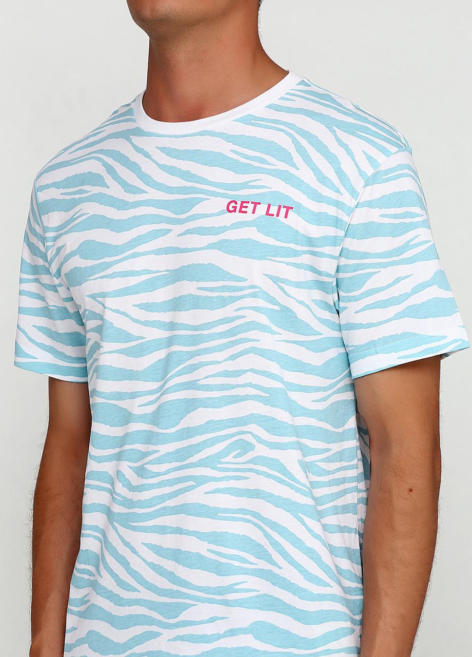 H&M Мужская футболка - Е2 46, S