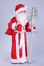 Детский костюм  Деда Мороза на прокат