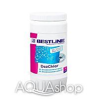 Хлорные таблетки 3г. DezChlor. Дезинфицирующее средство