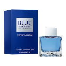 Blue Seduction Antonio Banderas для мужчин 100ml
