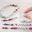 Make It Real Набор для создания Шарм-браслетов Алфавит, фото 4