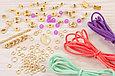Make It Real Набор для создания Шарм- браслетов Золотое сияние, фото 4