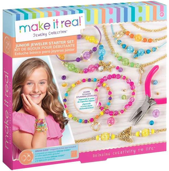 Make it Real Большой набор для создания уникальных украшений Юная леди