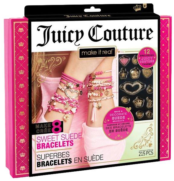 Make It Real Набор для создания Шарм-браслетов Juicy Couture Романтическое свидание