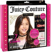 Make It Real Набор для создания украшений Juicy Couture Элегантные чокеры