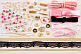 Make It Real Набор для создания украшений Juicy Couture Элегантные чокеры, фото 5