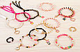 Make It Real Набор для создания Шарм-браслетов Juicy Couture Розовый звездопад, фото 5