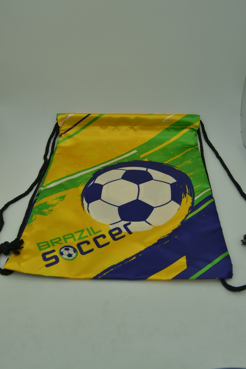 Сумка-мешок для обуви Brazil soccer