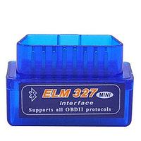 Автосканер (сканер автомобильных ошибок) ELM327 MINI 2.1, фото 1