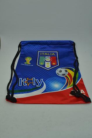 Сумка-мешок для обуви Italia, фото 2