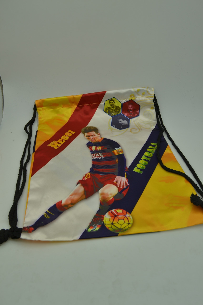 Сумка-мешок для обуви Messi