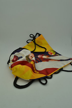 Сумка-мешок для обуви Messi, фото 2