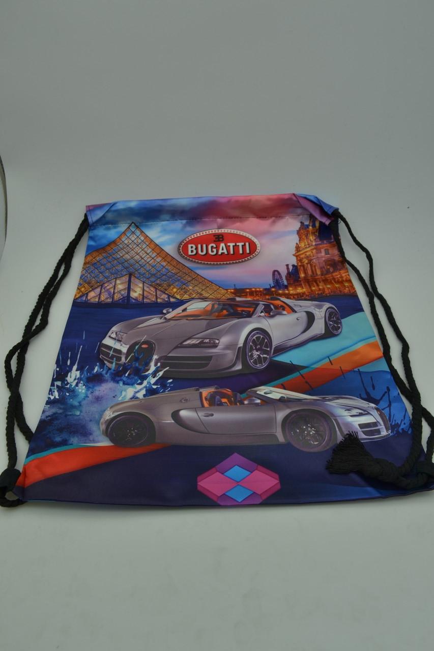 Сумка-мешок для обуви Bugatti