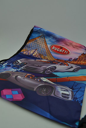 Сумка-мешок для обуви Bugatti, фото 2