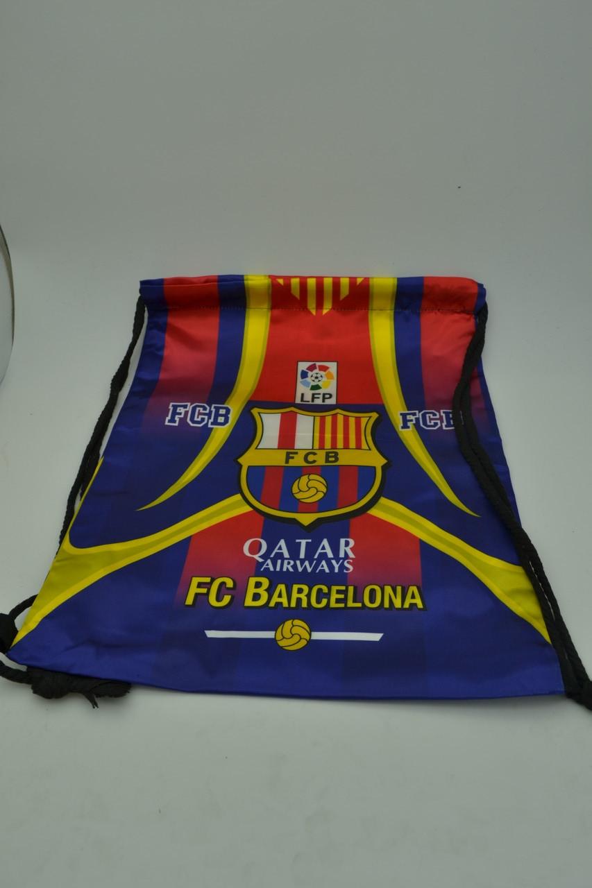 Сумка-мешок для обуви FC Barcelona