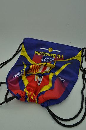 Сумка-мешок для обуви FC Barcelona, фото 2