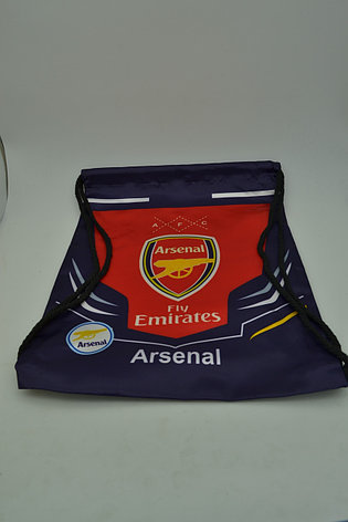 Сумка-мешок для обуви Arsenal, фото 2