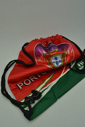 Сумка-мешок для обуви Portugal, фото 2